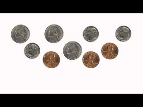 Vids4Kids.tv - Learn To Count Coins Part 2